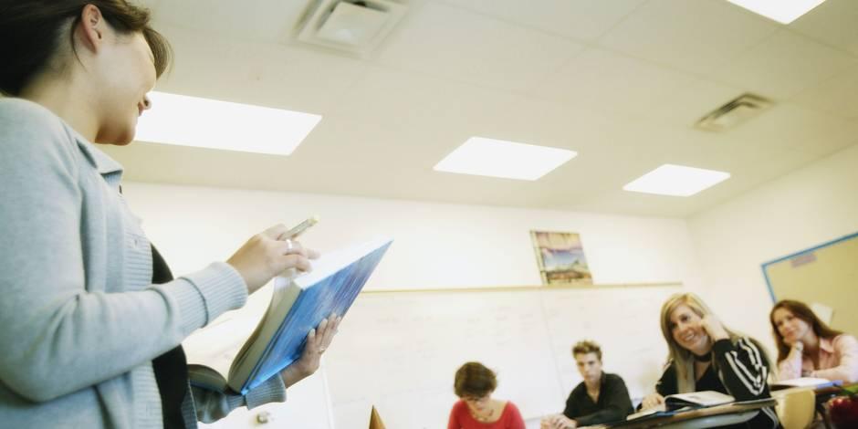 Plus d'un adulte belge sur 4 n'a pas de diplôme du secondaire supérieur
