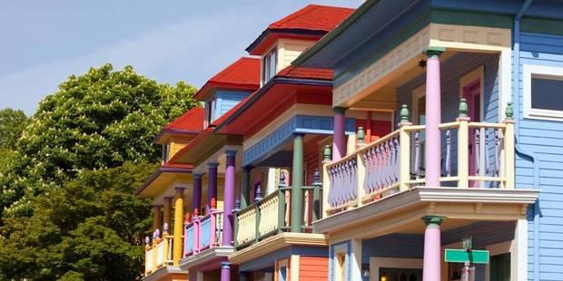 L'immobilier américain reprend des couleurs - La Libre