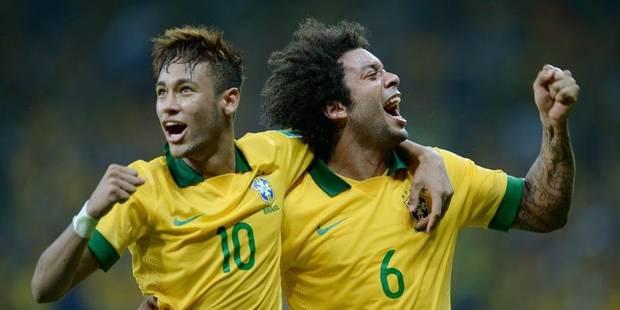 Coupe des Confédérations: la Seleçao ira en finale - La Libre