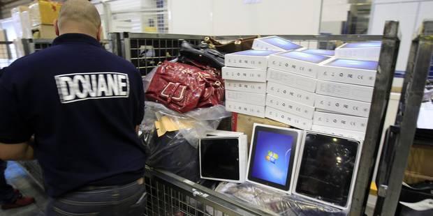 La Belgique bloque 79 sites web proposant des objets contrefaits - La Libre