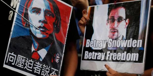 """Obama : """"Je ne vais pas envoyer des avions pour attraper un pirate informatique"""" - La Libre"""