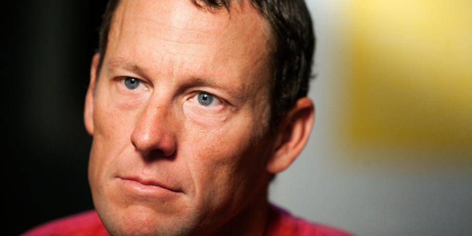 """Armstrong : """"Impossible de gagner le Tour de France sans dopage"""""""
