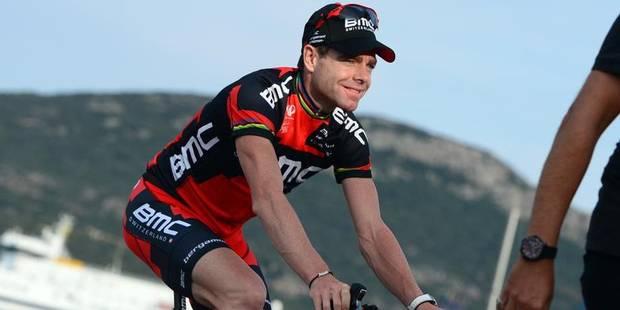 """Evans: """"Je pense le contraire de Lance Armstrong"""""""