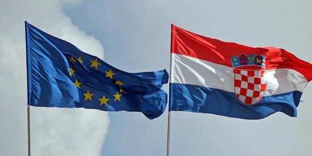 L'adhésion croate, un retour aux sources - La Libre