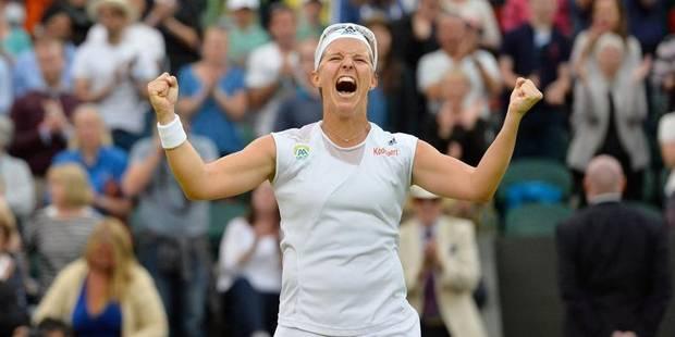 Flipkens dans le dernier carré à Wimbledon ! - La Libre