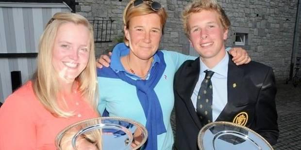 Gaëtan Van Baarle et Manon De Roey champions de Belgique - La Libre