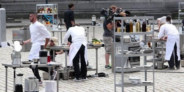 Top Chef fait escale en Belgique - La Libre