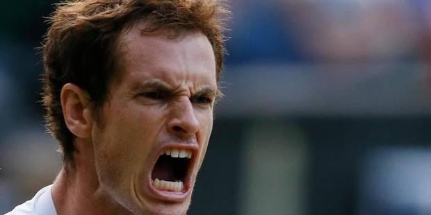 Wimbledon: Murray rejoint Djokovic en finale - La Libre