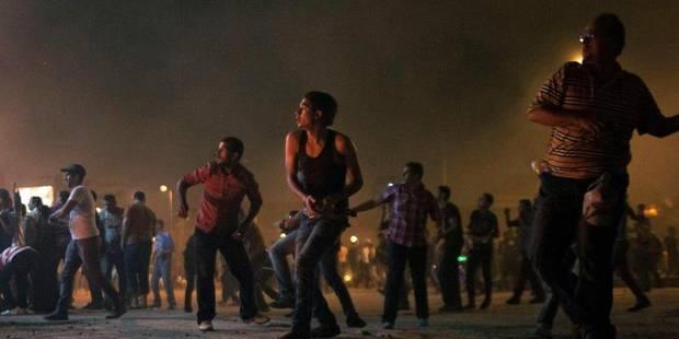 Egypte : pro et anti-Morsi maintiennent la pression - La Libre