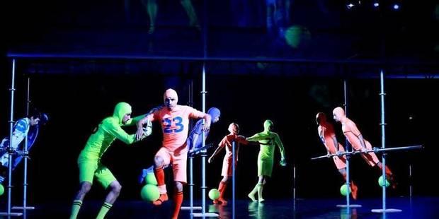"""Danse : Les vies de """"Sport Fiction"""" - La Libre"""