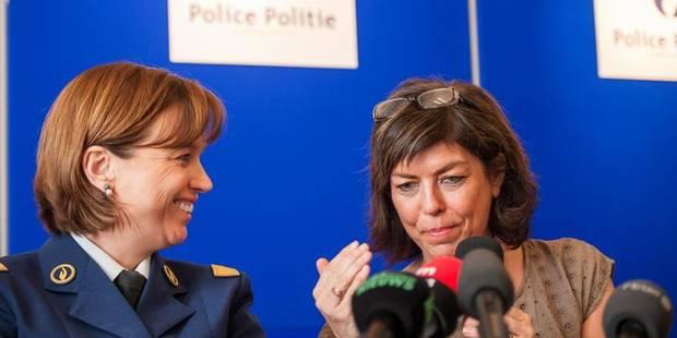 """Réforme de police : Joëlle Milquet agacée par les """"fausses informations"""" - La Libre"""