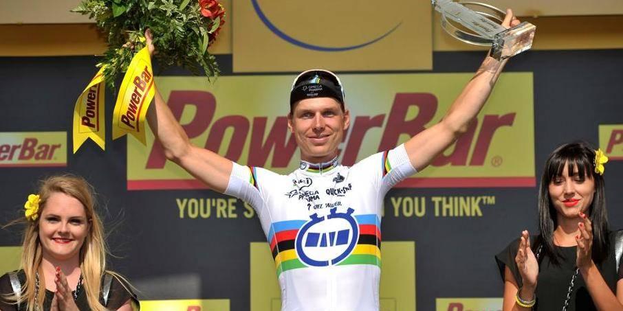 Tony Martin remporte le chrono, Froome creuse encore l'écart