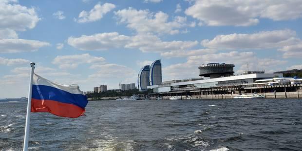 Moscou surtaxe les voitures de l'Union - La Libre