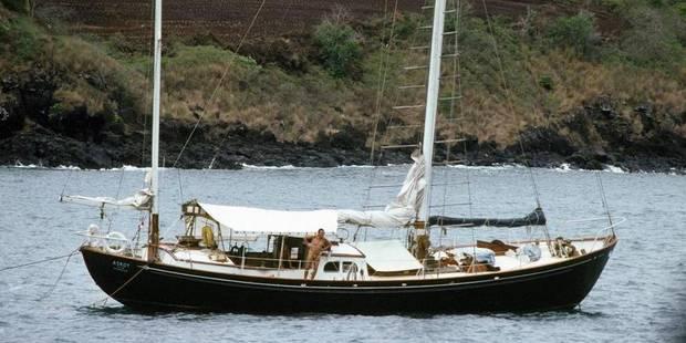 Le bateau de Brel ressuscité - La Libre