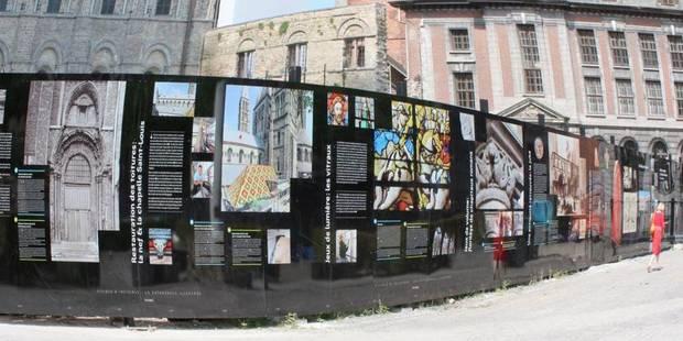 La cathédrale, hors de ses murs - La Libre