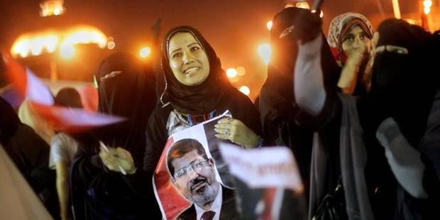 Egypte: 401 personnes interpellées après les violences de la nuit - La Libre