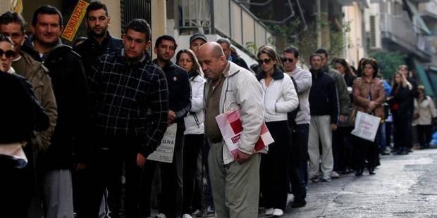 2014 : un nouveau record de chômage européen - La Libre