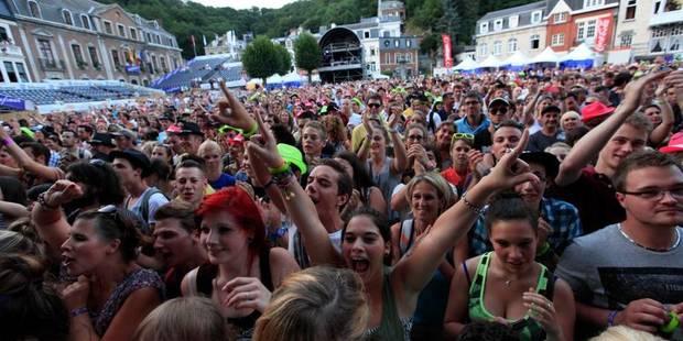 180.000 festivaliers aux Francos - La Libre