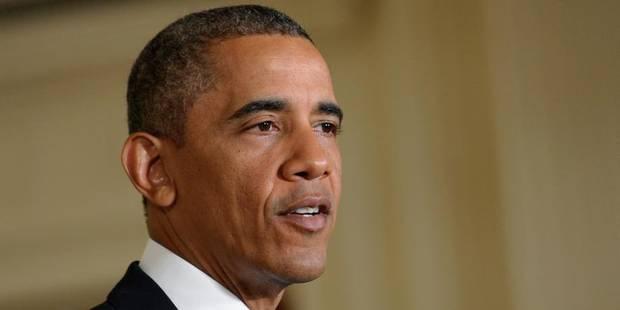 Obama félicite le nouveau roi - La Libre