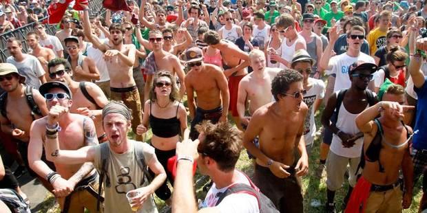 183.000 festivaliers pour la 25e édition du festival de Dour - La Libre