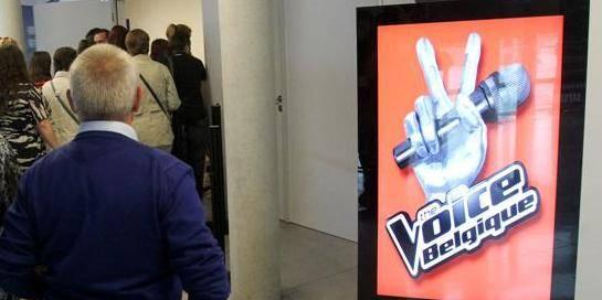 The Voice : en route pour une 3e saison sur la RTBF - La Libre