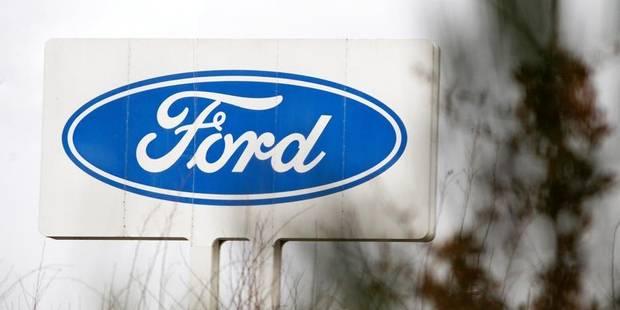 La ville de Genk exige des dommages et intérêts auprès de Ford - La Libre