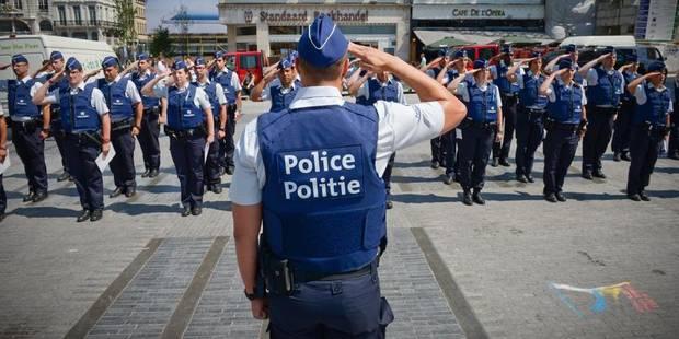 Onze chefs de corps flinguent la réforme des polices - La Libre
