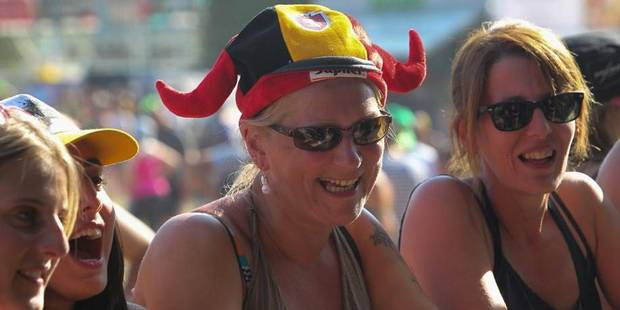 Dour Festival rime avec royal - La Libre