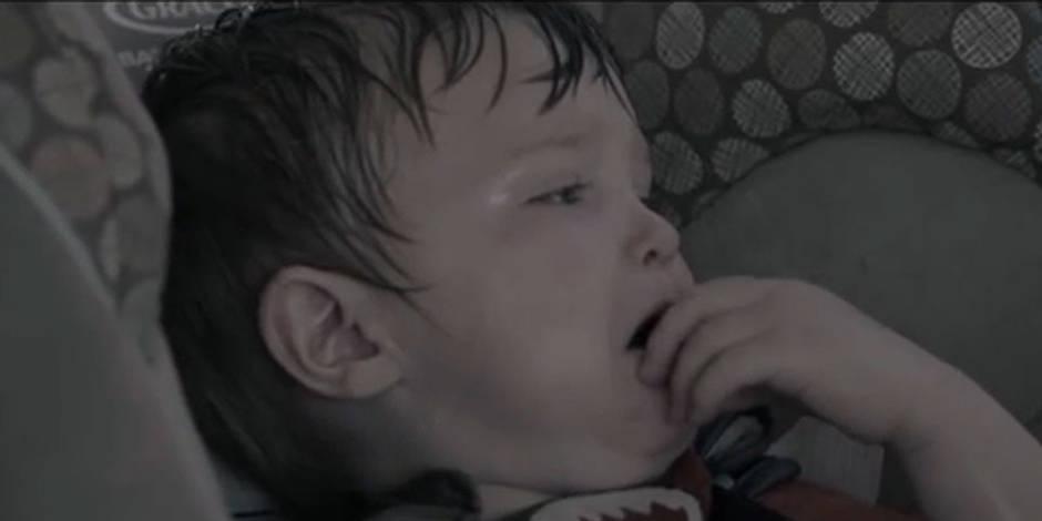 Vidéo choc : oublier son enfant dans la voiture est mortel