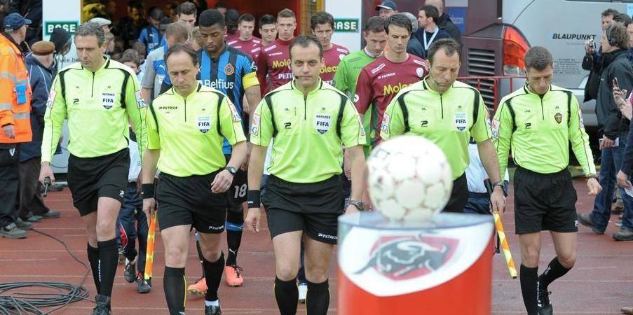 Pro League: les arbitres de première division veulent une augmentation