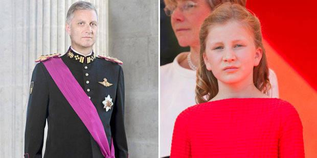 Le roi Philippe et la princesse Elisabeth ne volent plus ensemble - La Libre