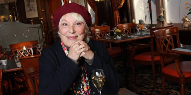 Bernadette Lafont est décédée - La Libre