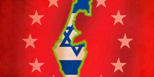 Sauver Israël de sa propre perte - La Libre