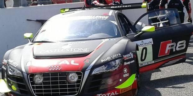 Mis hors jeu injustement, Audi tente de forcer le suspense aux 24 Heures de Spa - La Libre