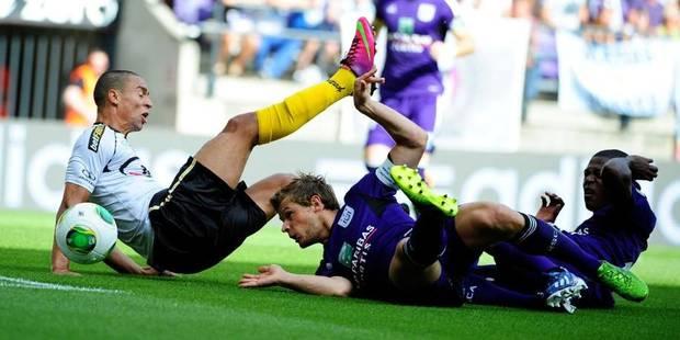 Gillet était dépité d'avoir manqué un penalty - La Libre