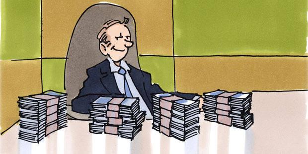 Encore des bonus et des indemnités de départ pour les banquiers - La Libre