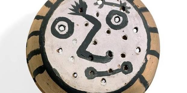 Quand Picasso réinvente la céramique - La Libre