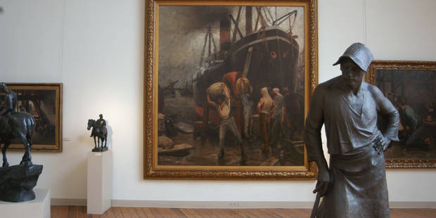 Nos musées discriminent travailleurs et étudiants ! - La Libre