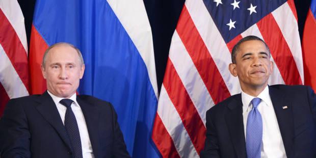 La rencontre Obama-Poutine annulée sur fond de tensions - La Libre