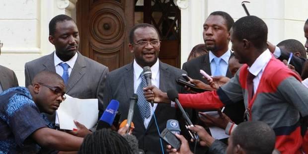 Zimbabwe: le parti perdant des élections dépose un recours - La Libre
