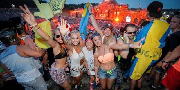Tomorrowland 2013: des chiffres astronomiques - La Libre