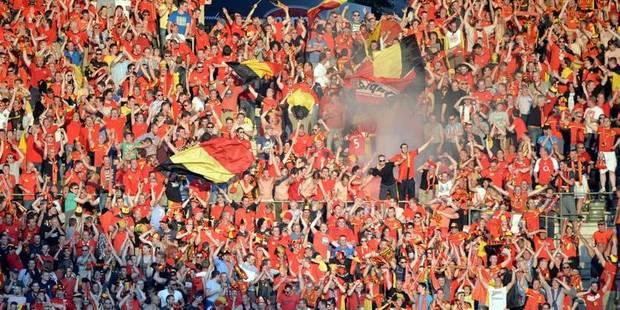 6.859 Belges iront supporter les Diables en Ecosse - La Libre