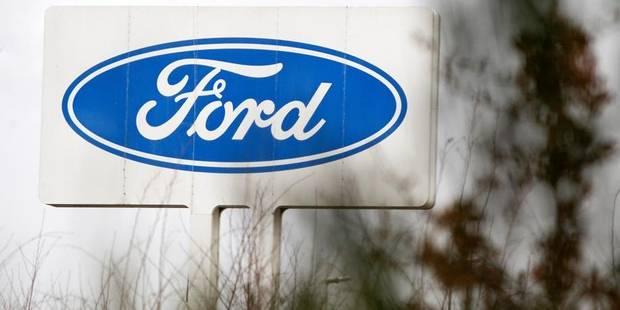 Ford Genk: l'entreprise refuse d'indemniser la ville - La Libre