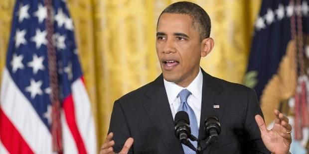"""Obama veut réformer le """"Patriot Act"""" - La Libre"""