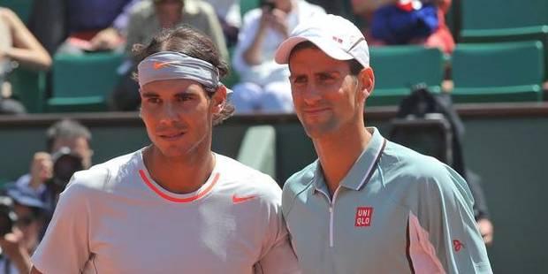 Montréal: une demi-finale Nadal-Djokovic - La Libre