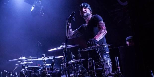 Décès du batteur du groupe de metal Channel Zero - La Libre