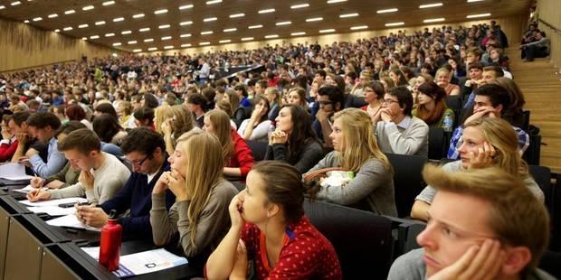 Les entreprises sont généreuses avec les universités - La Libre