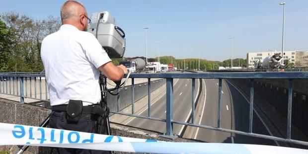 Des Français flashés en Belgique non poursuivis à cause de contraventions en néerlandais - La Libre