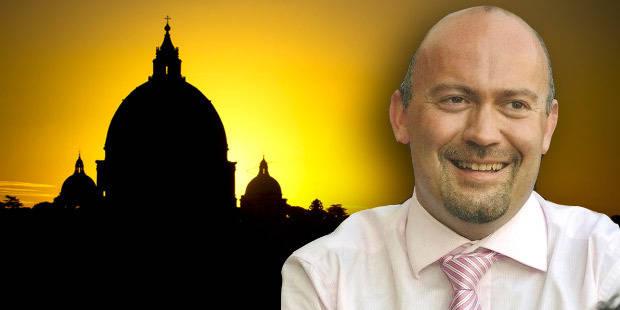 Pascal Vesin, le curé franc-maçon qui dérange le Vatican - La Libre