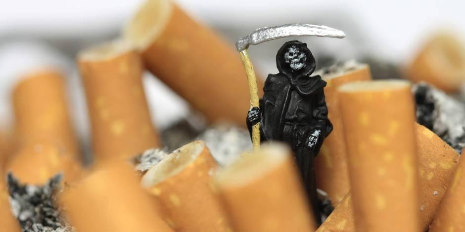 Près de 6 fumeurs sur 10 voudraient arrêter